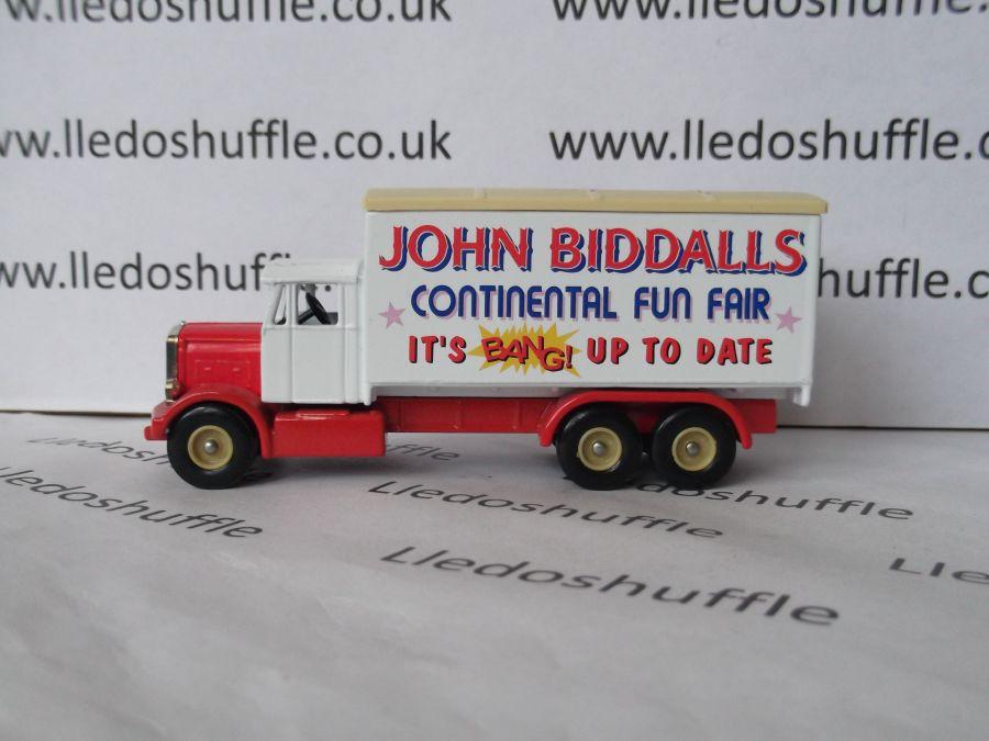 DG44034, Scammell 6w Truck, John Biddalls Fun Fair