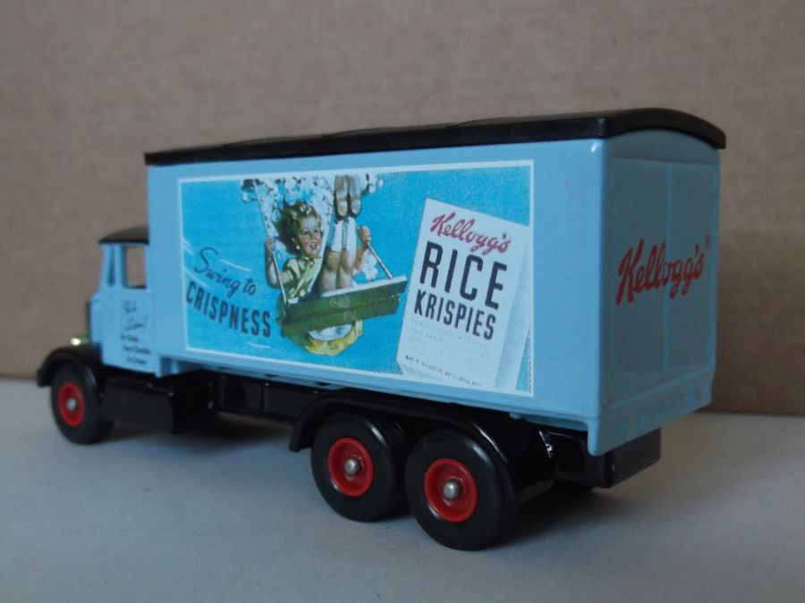 DG44038, Scammell 6w Truck, Rice Krispies
