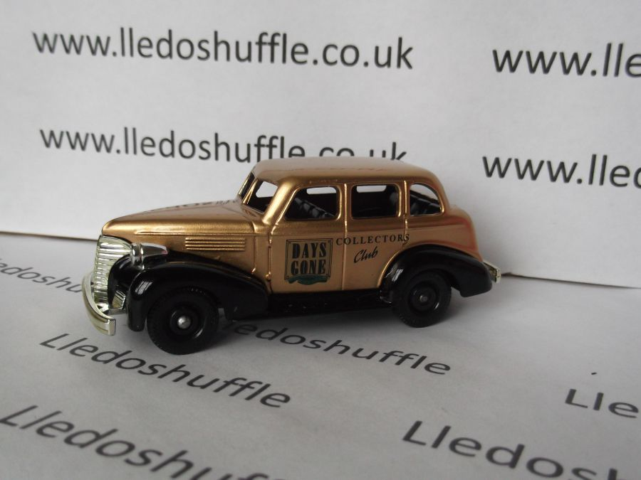 DG48001, Chevrolet Car, Days Gone Collectors Club Autumn 1991