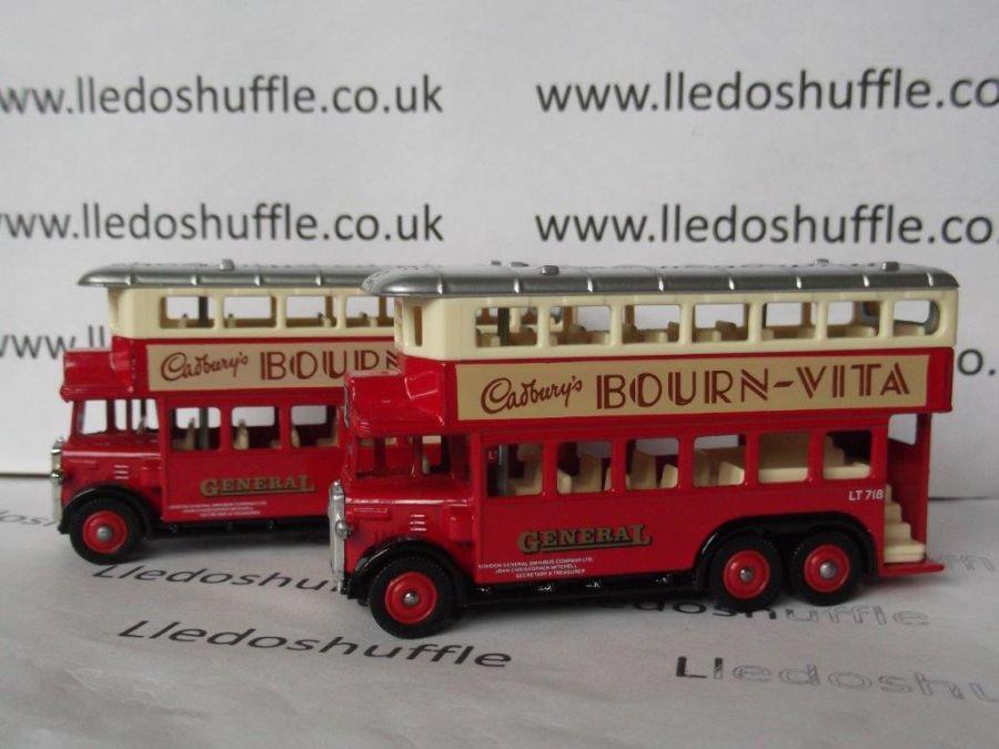 DG49000, AEC Renown D/D Bus, General / Cadbury's Bournvita