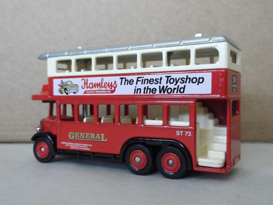DG49002, AEC Renown D/D Bus, General / Hamleys