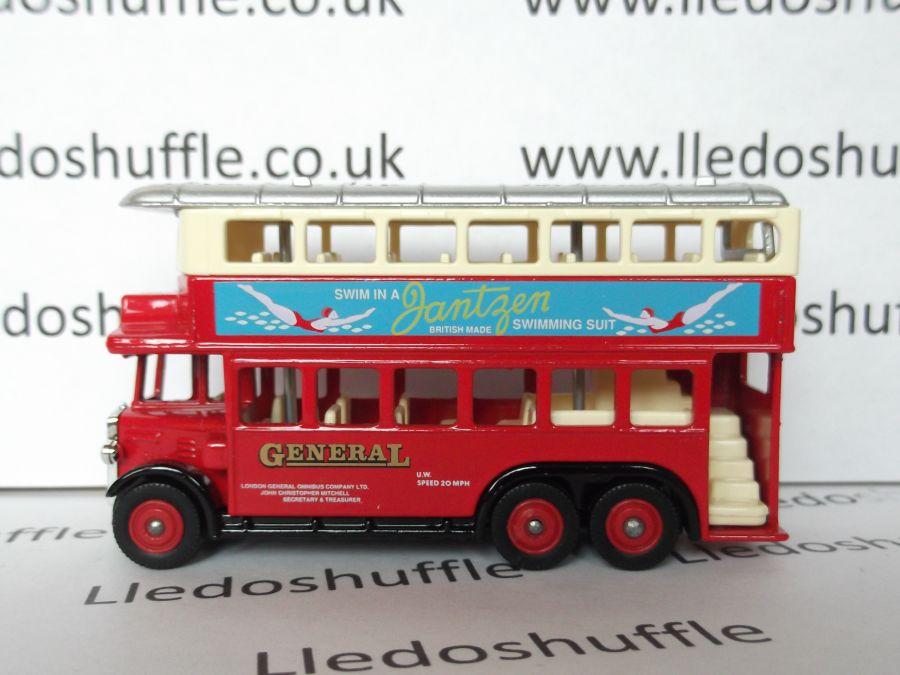 DG49004, AEC Renown D/D Bus, General / Jantzen Swimwear