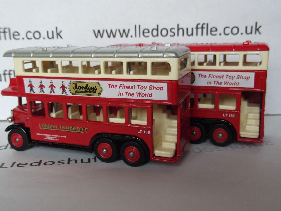 DG49005, AEC Renown D/D Bus, London Transport / Hamleys
