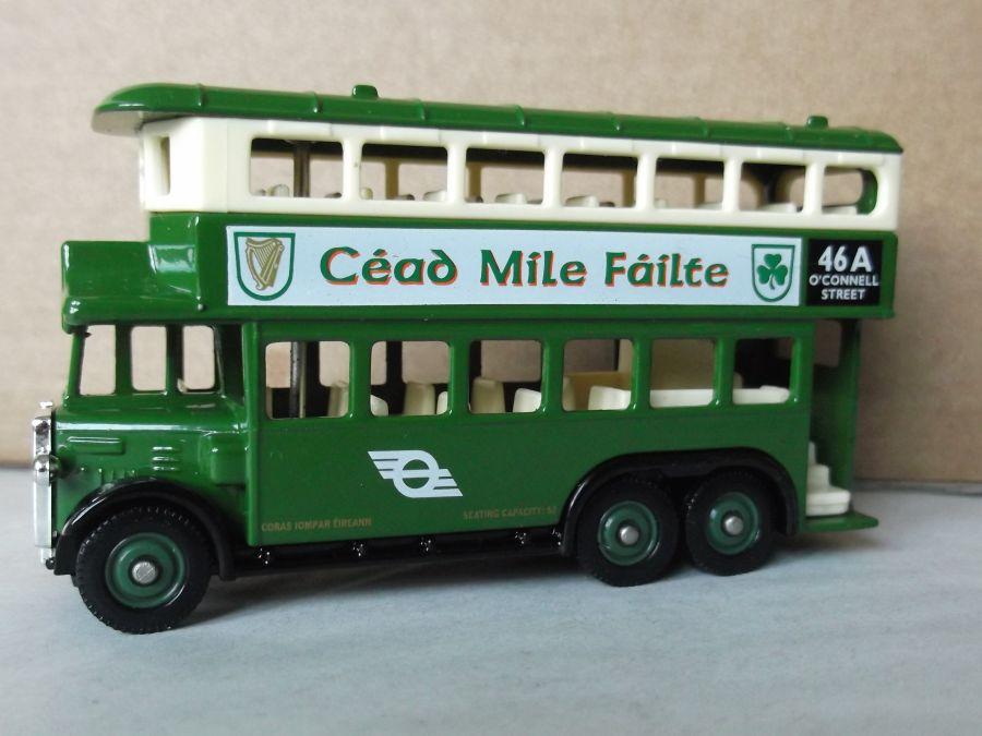 DG49018R, AEC Renown D/D Bus, Cead Mile Failte