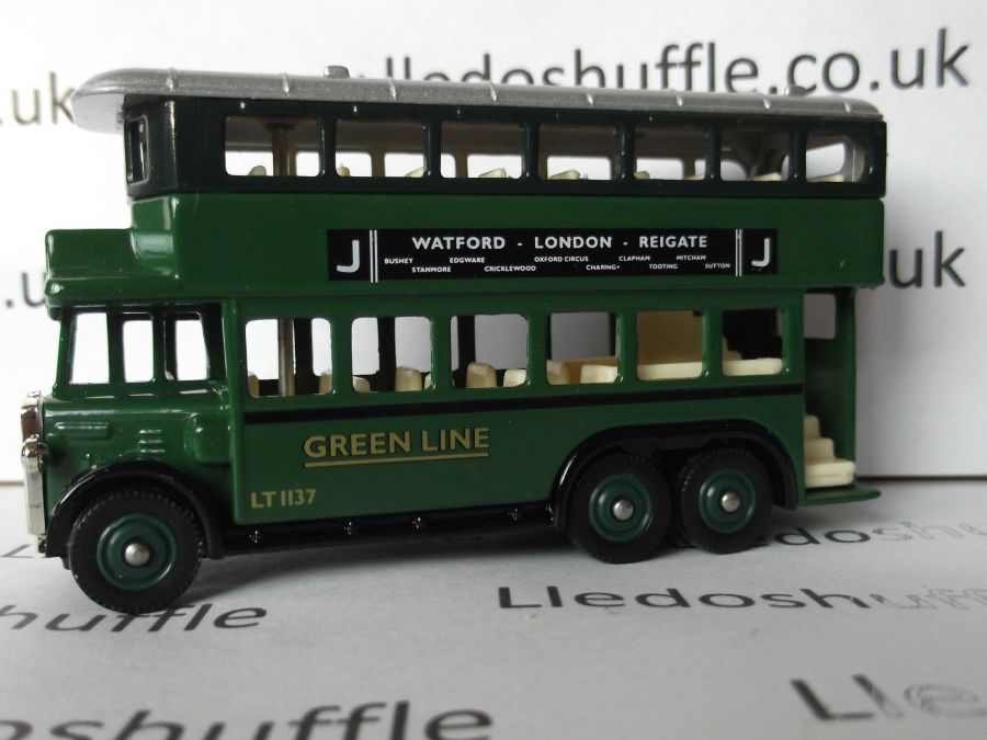 DG49022, AEC Renown D/D Bus, Green Line / Watford-London-Reigate