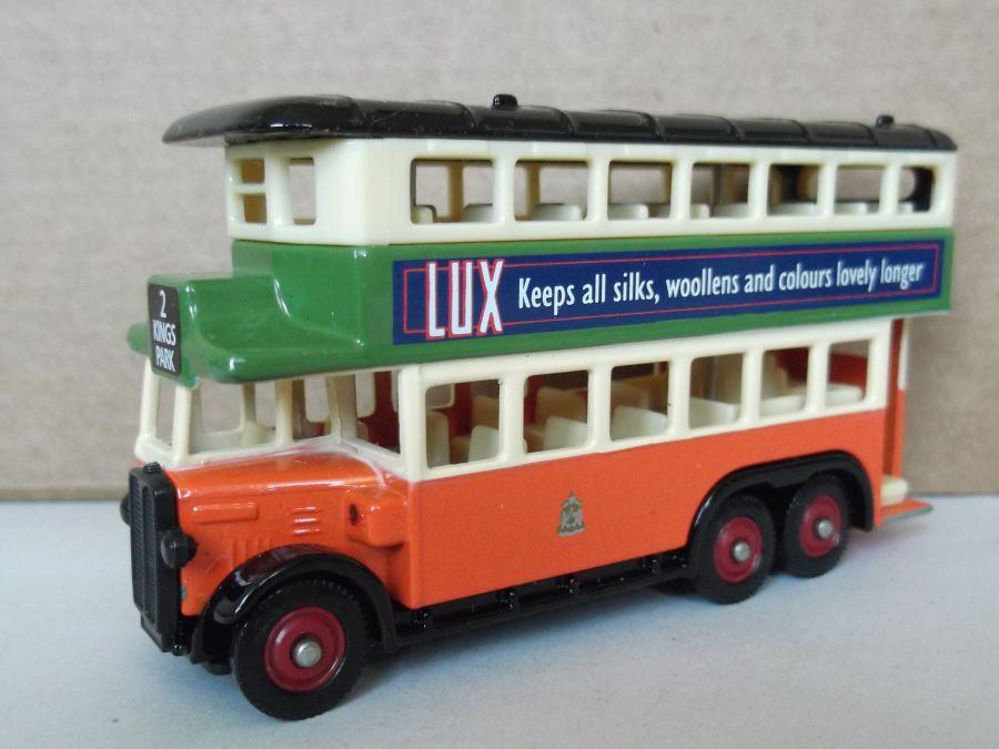DG49026, AEC Renown D/D Bus, Glasgow Corporation / Lux