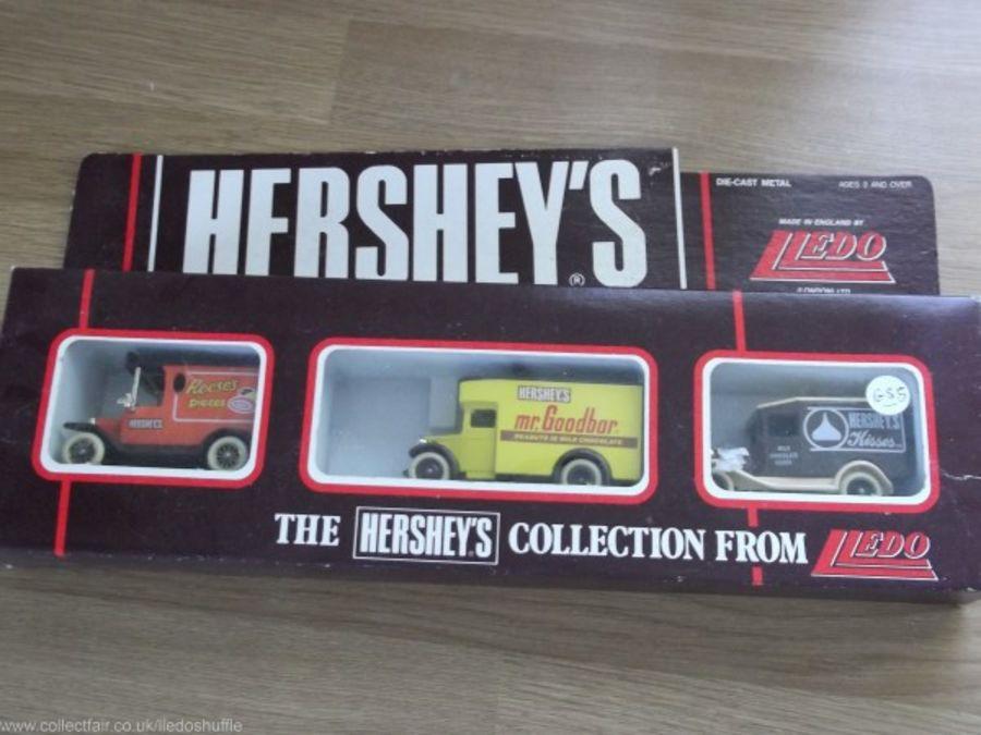 GS5, Hersheys Milk Chocolate Set