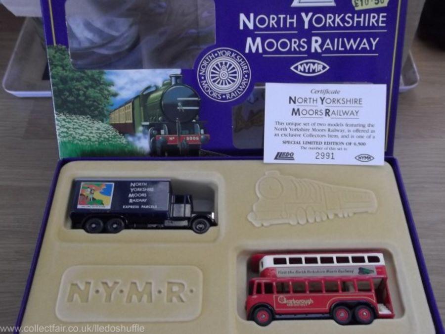 NYMR1002, North Yorkshire Moors Railway Set