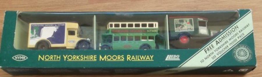 NYMR2003, North Yorkshire Moors Railway Set