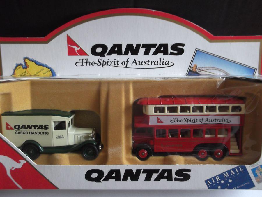 QA1002, Qantas, The Spirit of Australia Set