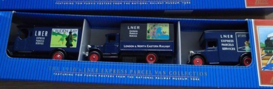 TPL1003, LNER Express Parcel Van Collection