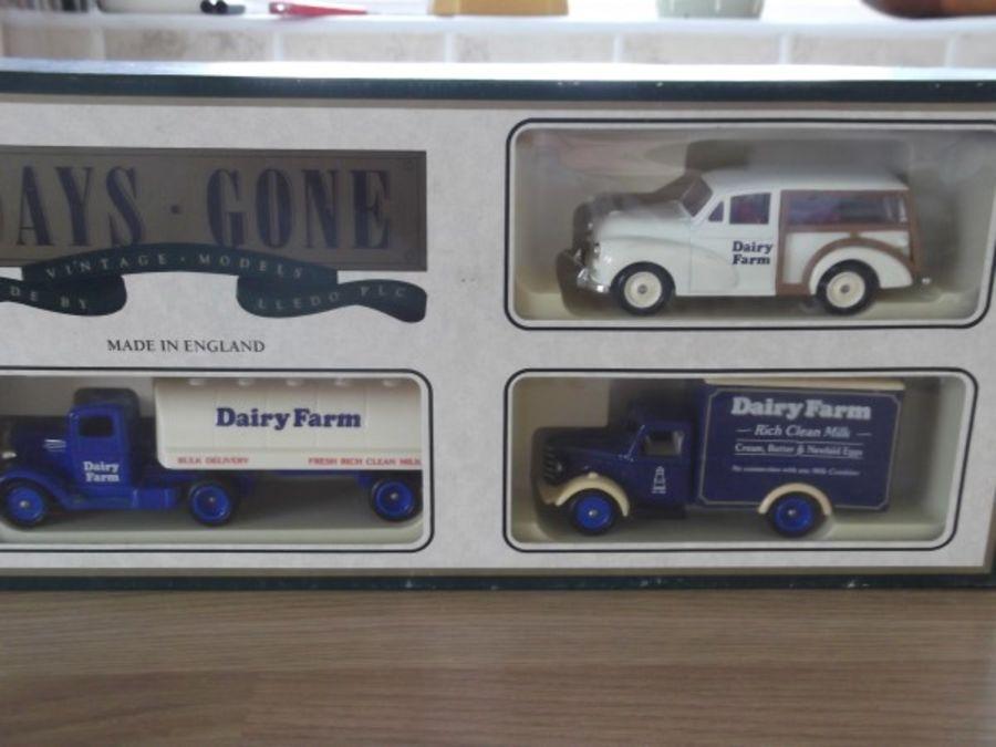Dairy Farm 3 piece Set 1994
