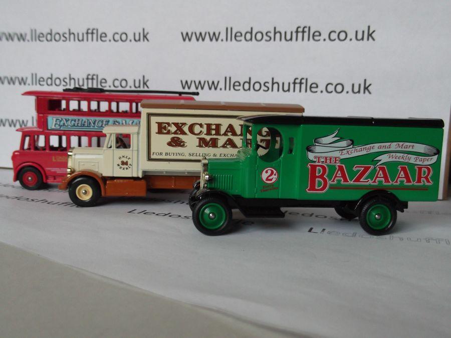 Exchange & Mart 3 piece Set, 5th Series