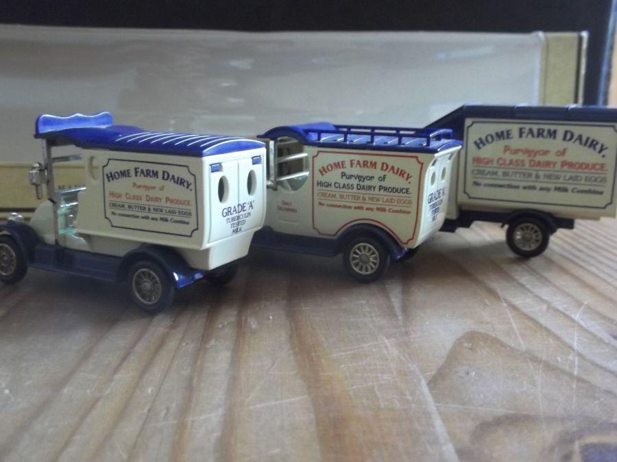 Home Farm Dairy 3 piece Set, LP50, LP52, LP85