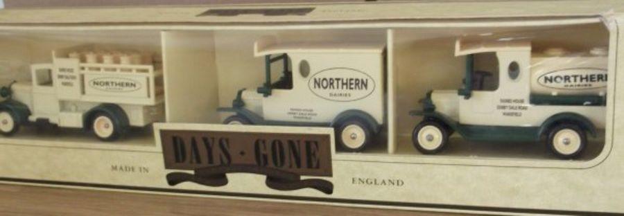 Northern Dairies 3 piece Set