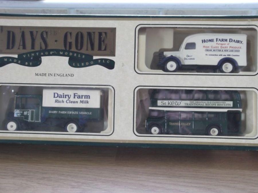 St Kew/Dairy Farm/Home Farm Dairy 3 piece Set