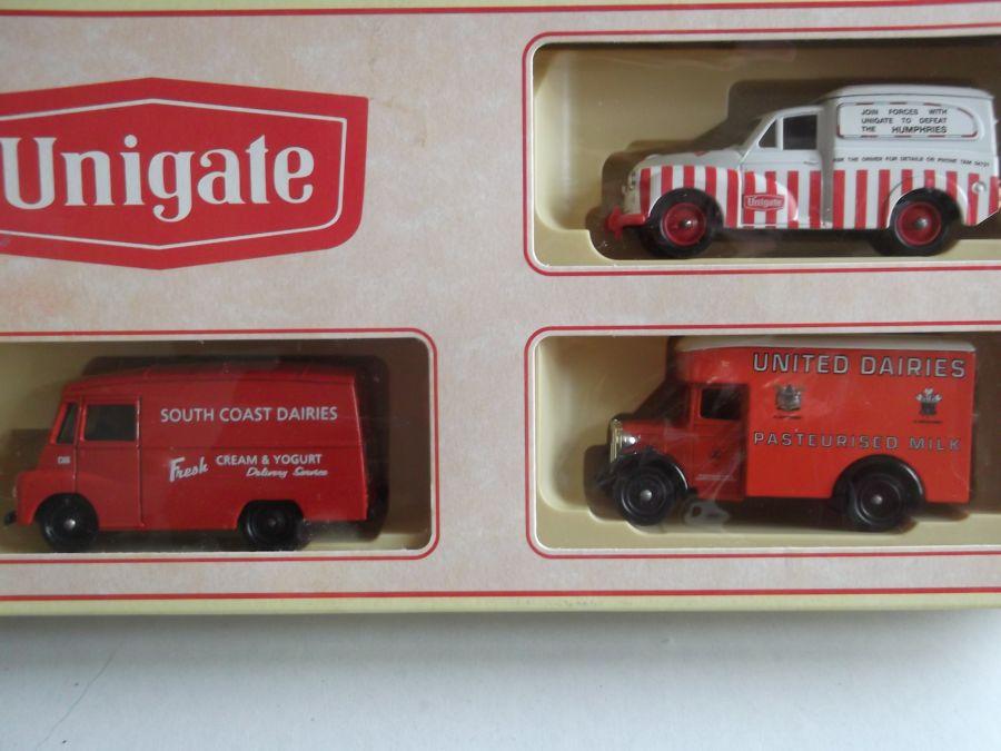 Unigate 1998, 3 piece set