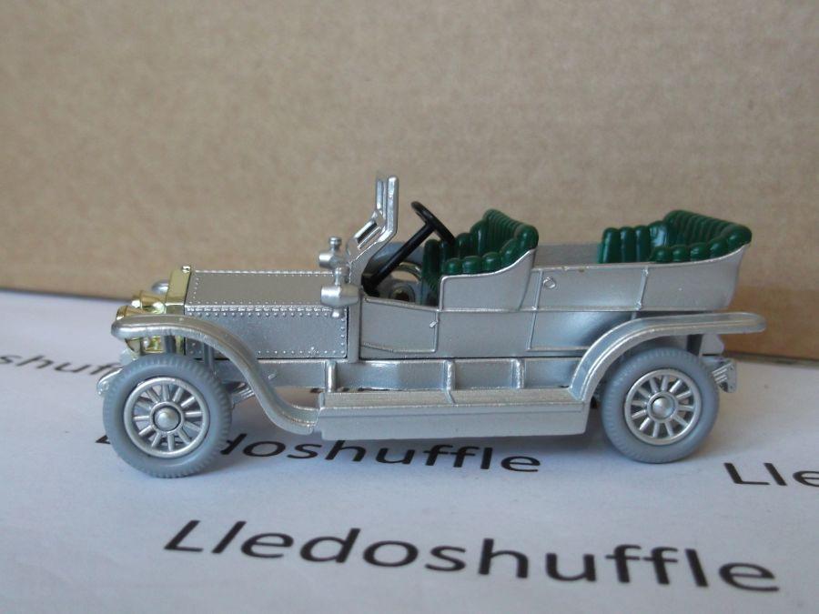 SL32000, Rolls-Royce Silver Ghost, Silver