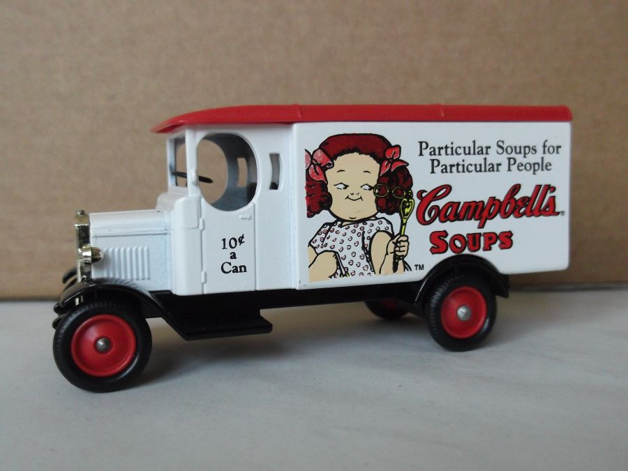 SL43003, Morris Van, Campbells Soups, without can