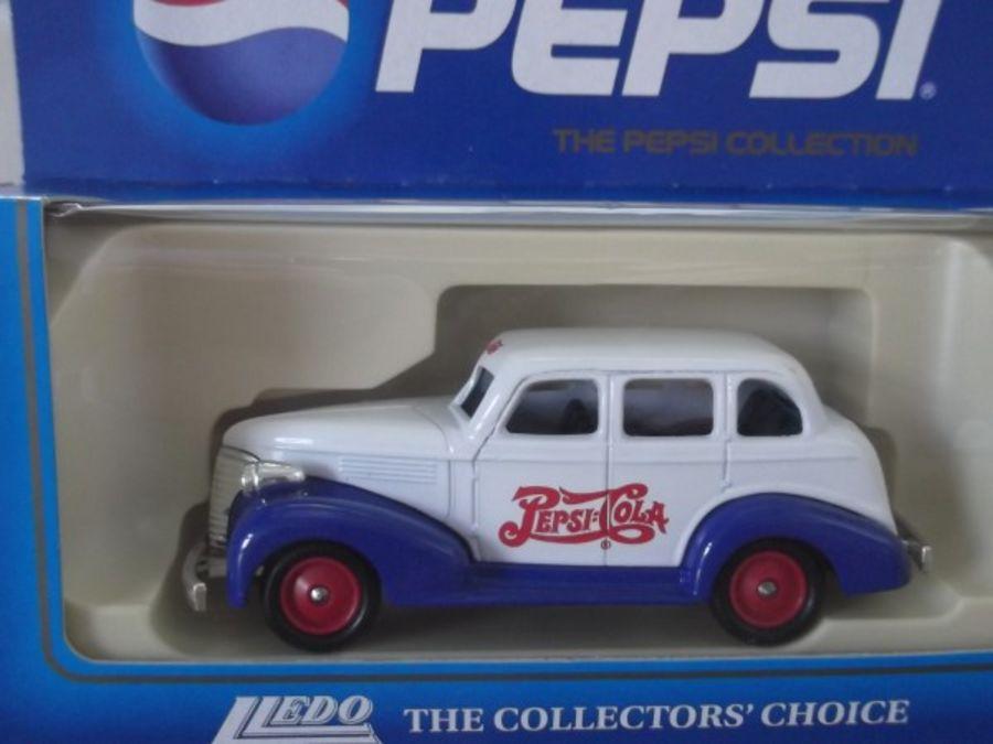 SL48002, Chevrolet Car, Pepsi Cola
