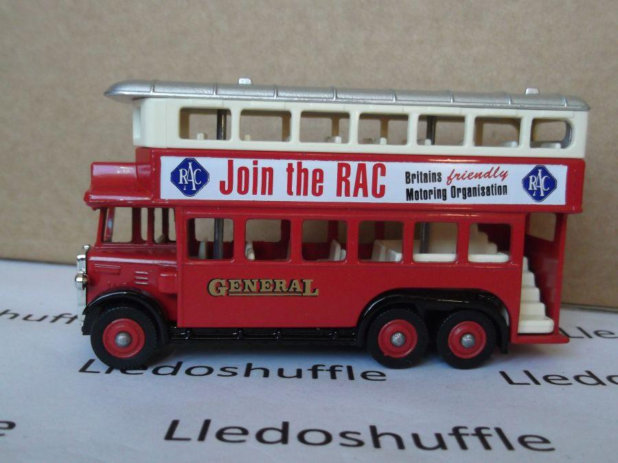 SL49000, AEC Renown Double Deck Bus, General / RAC Centenary