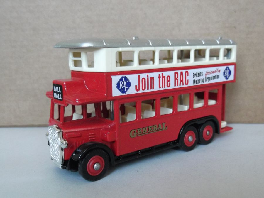 SL49000, AEC Renown Double Deck Bus, General / RAC Centenary