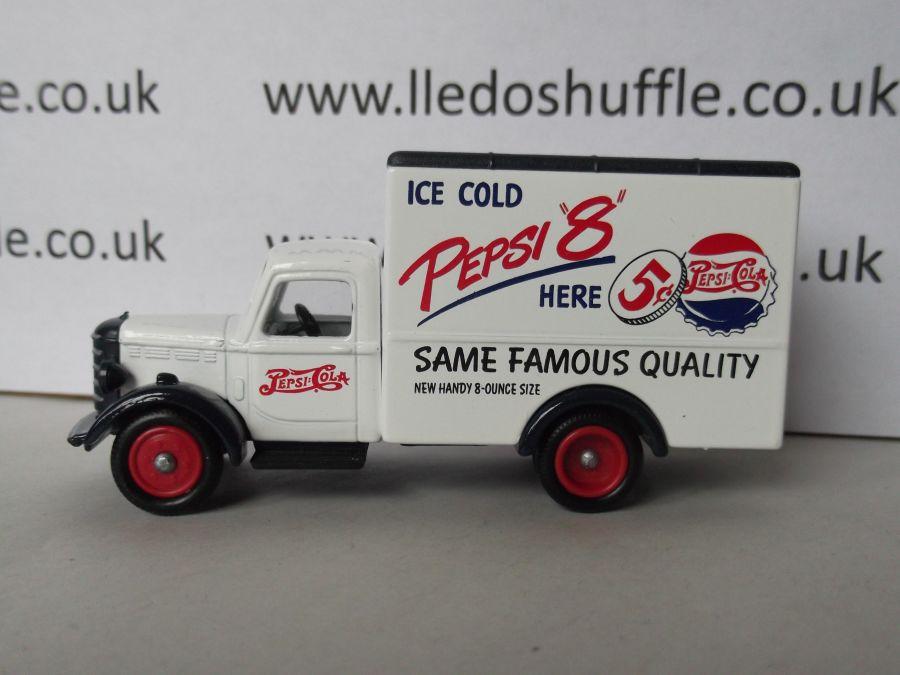 SL59009, Bedford 30cwt Truck, Pepsi Cola