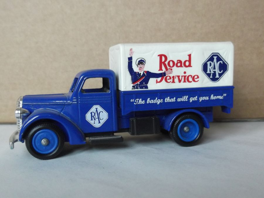 SL70000, Ford Canvas Back Truck, RAC Centenary