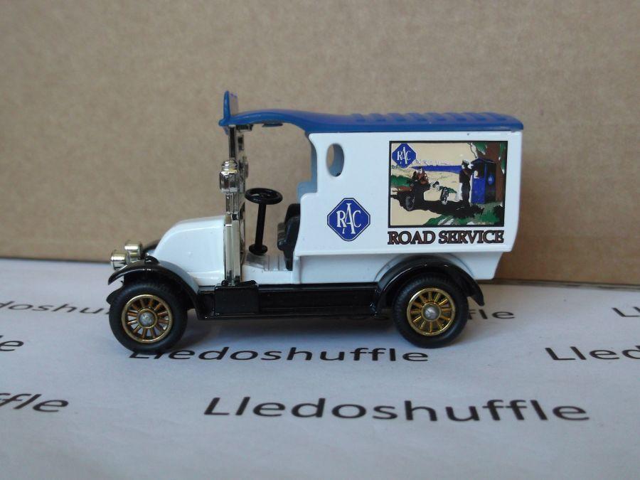 SL85000, Renault Van, RAC Centenary