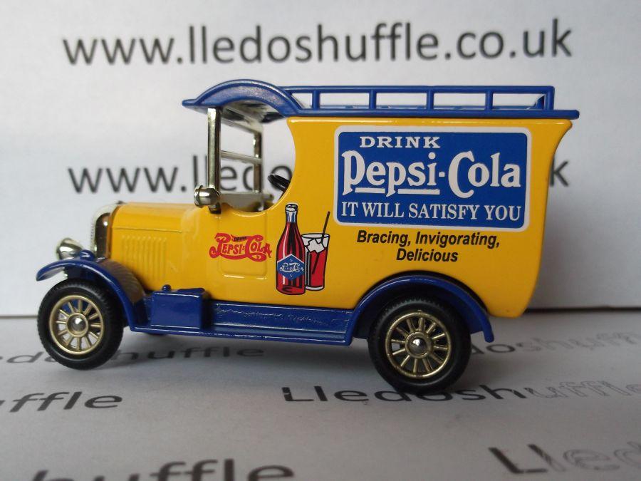 DG50010, Bull Nose Morris Van, Pepsi Cola