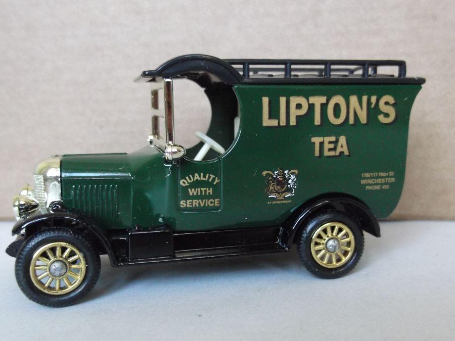 DG50020, Bull Nose Morris Van, Liptons Tea