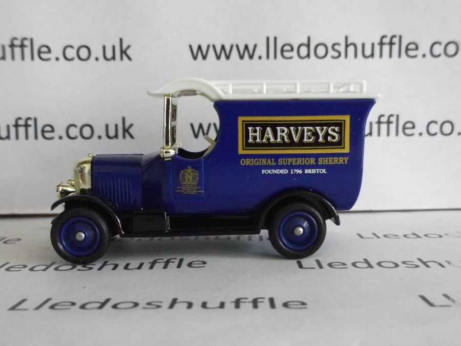 DG50039, Bull Nose Morris Van, Harveys Bristol Cream