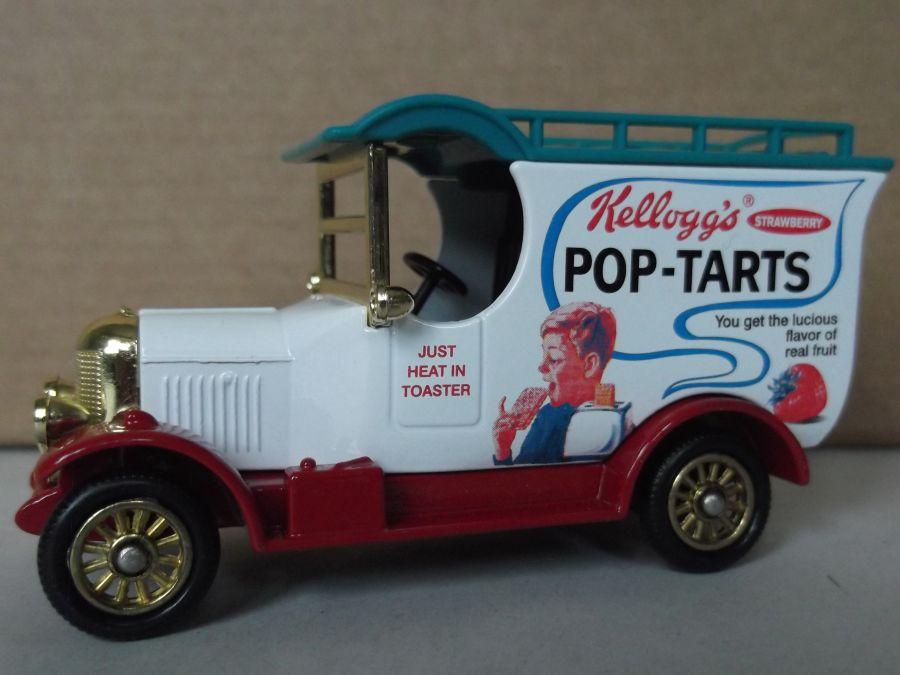 DG50058, Bull Nose Morris Van, Kelloggs Pop Tarts