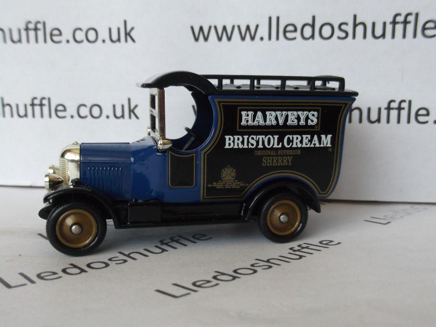 DG50062, Bull Nose Morris Van, Harveys Bristol Cream