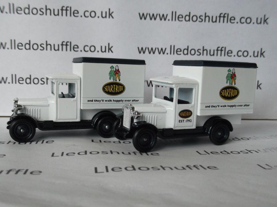 DG51001, Chevrolet Box Van, Start-Rite Shoes