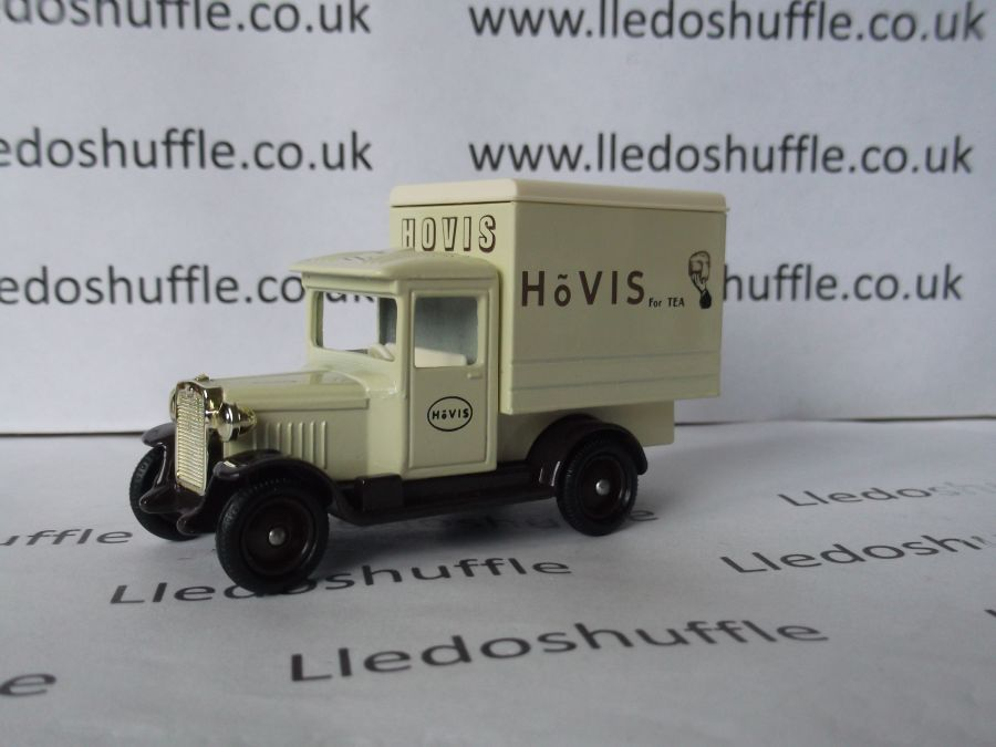 DG51002, Chevrolet Box Van, Hovis Bread