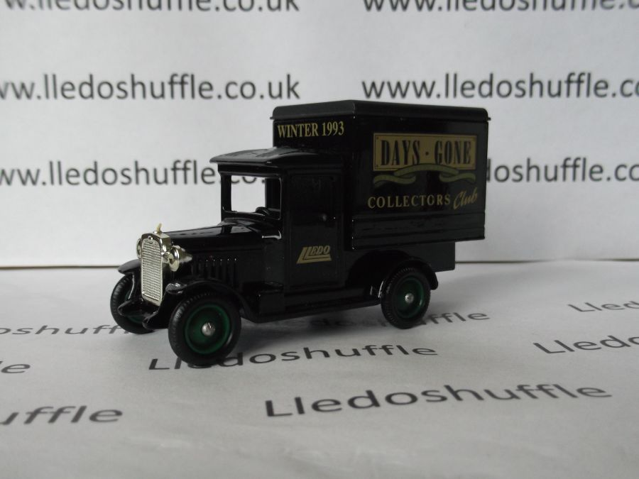 DG51003, Chevrolet Box Van, Collectors Club, Winter 1993