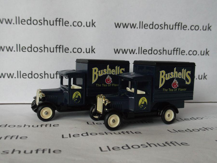 DG51005, Chevrolet Box Van, Bushells Tea