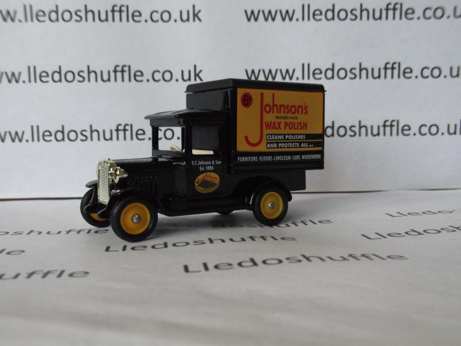 DG51012, Chevrolet Box Van, Johnsons Wax Polish