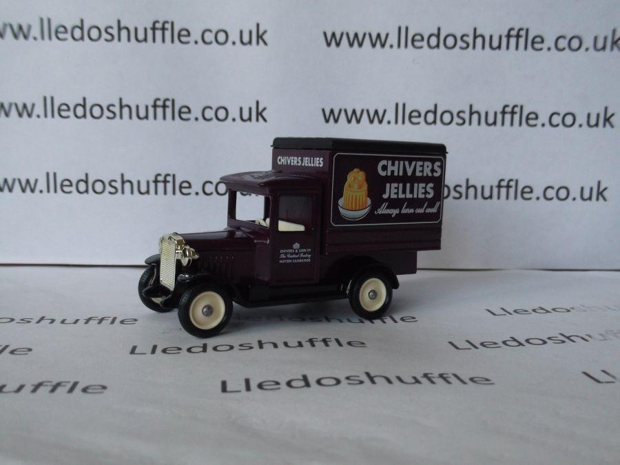 DG51014, Chevrolet Box Van, Chivers Jellies