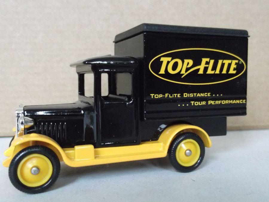 DG51019, Chevrolet Box Van, Top-Flite (Golf)