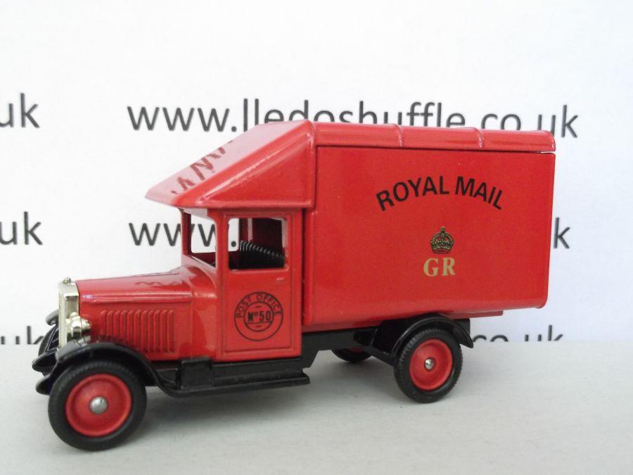 DG52000, Morris Parcels Van, Royal Mail