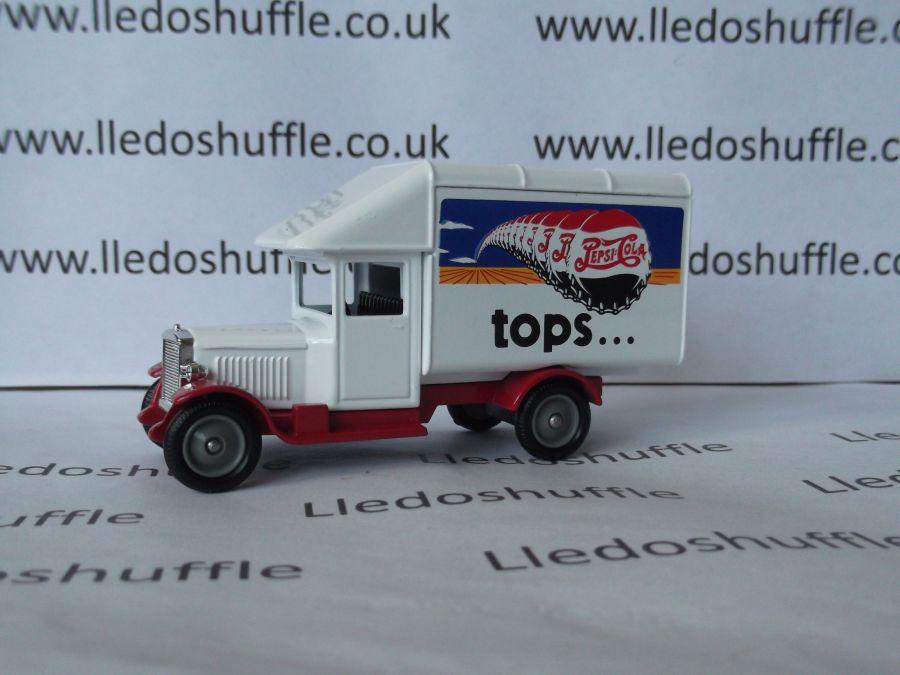 DG52002, Morris Parcels Van, Pepsi Cola