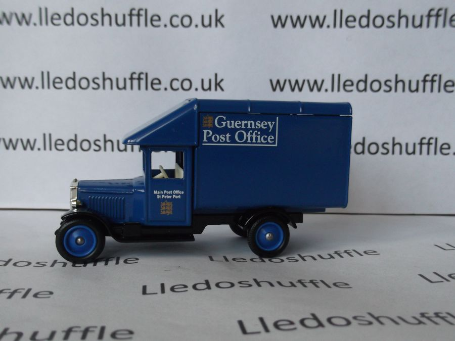 DG52019, Morris Parcels Van, Guernsey Post Office