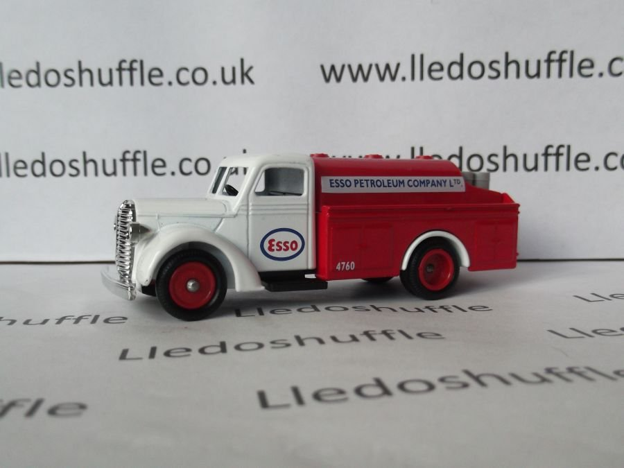 DG57001, Ford Tanker, Esso Petroleum