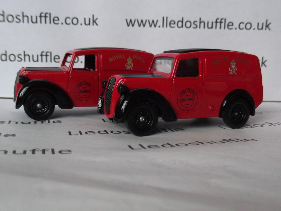 DG58003, Morris Z Van, Royal Mail