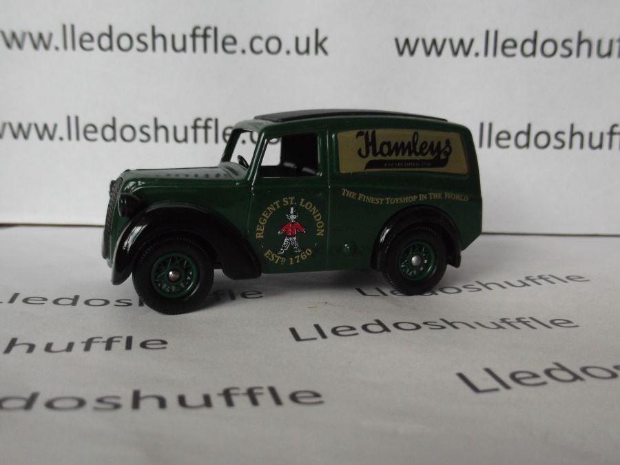 DG58005, Morris Z Van, Hamleys