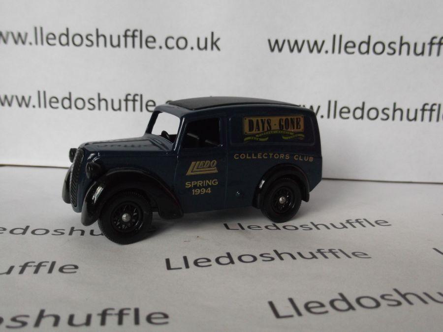 DG58007, Morris Z Van, Club Model, Spring 1994