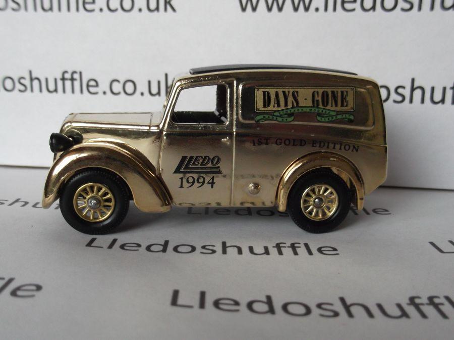 DG58008, Morris Z Van, 1st Gold Edition