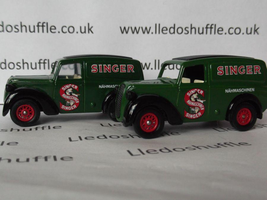 DG58009, Morris Z Van, Singer Sewing Machines